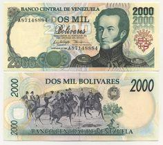 2000 BOLIVARES (De los de antes)