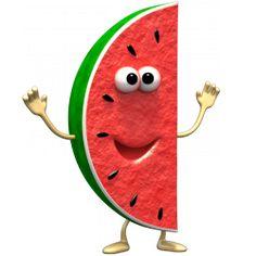 Sticker Fruigolo pastèque