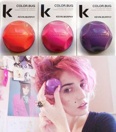 Kevin Murphy Color Bug Hair Tutorial photo - SAW THIS IN SEVENTEEN , finally found it! ;)