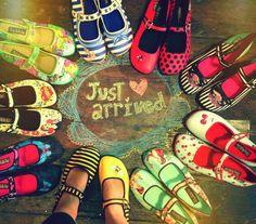 Kinkalla shoes the Fremantle Markets $80