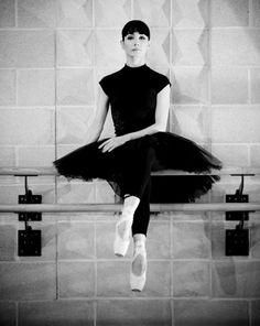Royal Ballet prima ballerina Tamara Rojo.