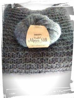 Cet article va vous permettre de tricoter un pull doudou à partir de laine Drops. Vous trouverez un tuto simple et efficace pour la création de votre pull.
