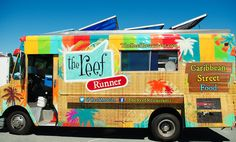 Reef Runner Vancouver Caribbean Food Truck - Reefrunner | The Reef ...