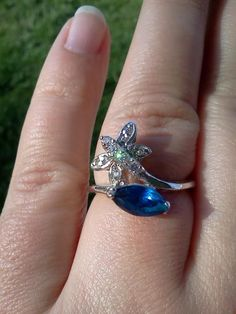 #rings #jewelry #DiamondCandles Let's see if we can get this unique Diamond Candle ring repinned over 100 times! Show us just how much of a Diamond Candle fan you really are.