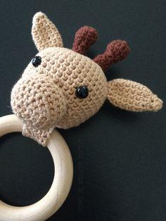 Crochet Amigurumi Free Patterns, Crochet Animal Patterns, Stuffed Animal Patterns, Crochet Toys, Knit Crochet, Free Crochet, Easy Crochet Animals, Layette Pattern, Tricot Baby