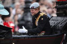 Prince Harry Photos - Soldiers at the 'Trooping the Colours Ceremony' at Buckingham Palace in London in celebration of the Queen's birthday - Zimbio