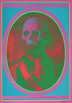Moscoso, Victor poster: The Stockville Night Express Present - Neon Rose #13
