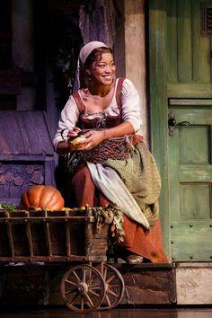 Keke Palmer as Cinderella on Broadway! I remember watching her as True Jackson.