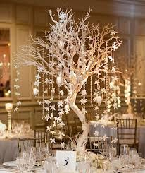branches and sparkle centrepiece