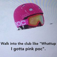 Oh to be a ski racer.