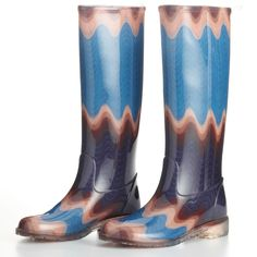 """Deal of the """"Morning"""" - Zig Zag Rain Boots"""