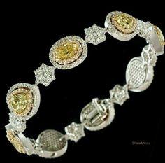 Best Diamond Bracelets  :   All diamonds    - #Women'sBracelets