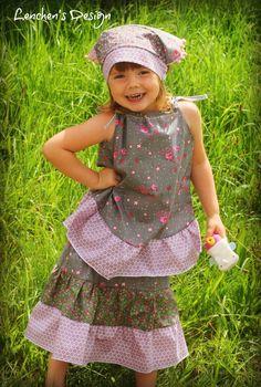Foto zu Schnittmuster Flora von lolletroll