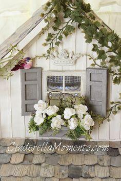 Shabby Blythe Custom Dollhouse
