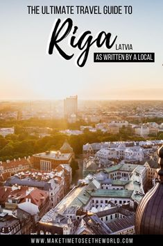 Things to do in Riga + How to get around, where to stay in Riga, Where to Eat in Riga and Day Trips from Riga Latvia.  #exploreEurope #Latvia #travelguide