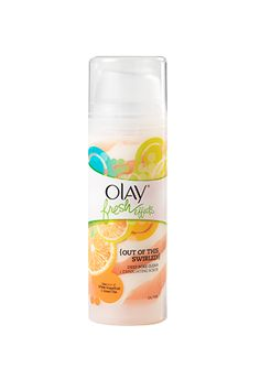 This multitasking cleanser cuts down on your morning primping routine by functioning as a cleanser and exfoliator in one. Grapefruit and green tea extracts help energize tired skin and minds, while salicylic acid and gentle exfoliants dissolve away impurities and dead skin cells.   Olay Fresh Effects Out Of This Swirled Deep Pore Cleanse Exfoliating Scrub, $11.99, available in late January at Amazon.