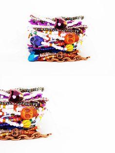 pulseras Ushuva... este modelo en particular exclusivo de la marca! realiza tu pedido con este enlace a info@ushuva.com