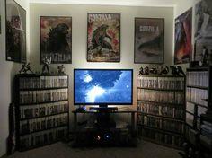 Gamer Room Set-Up