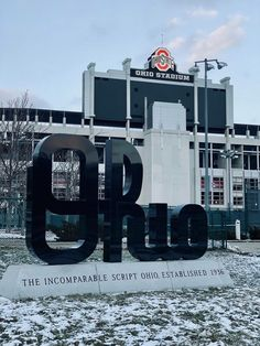 University of ohio state buckeyes Ohio State Buckeyes, Ohio State Stadium, Ohio State University Campus, Ohio State Michigan, The Buckeye State, Buckeyes Football, Ohio State Football, University Food, Sports Ohio