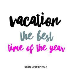 They truly are!    #holiday #holidays #vacationmode #teachersofinatagram #teachersfollowteachers #teacherlife #teachersummer