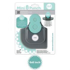 Dziurkacz We R - Mini 8 Punch - Trellis
