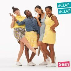 Clap Clap Clap ! On connait déjà la chorée par cœur ! Découvrez le nouveau spot TV #Sosh en avant-première ;) #Clap shop.sosh.fr/...