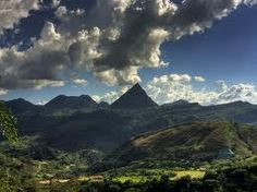Cerro Tusa Colombia (Antioquia)