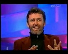 Tommy Tiernan on the late late show talking about being caught speeding Tommy Tiernan, The Late Late Show, Stand Up Comedy, Just For Laughs, Comedians, I Laughed, Laughter, Funny Stuff, My Love