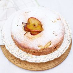 Gennaro Contaldo's Apple Cake Recipe. For the full recipe and more click the picture or visit RedOnline.co.uk