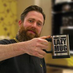 Mug avec Mélangeur Automatique. Kas Design, distributeurs de produits originaux.