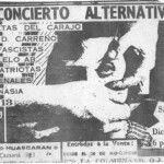 Genealogía del Rock Subterráneo en Perú. Genealogía del rock subterráneo (1979-2013) que identifica la formación de las bandas subterráneas que surgieron en los 80s en Lima, Perú.