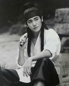 Park Hyung Sik Hwarang, Park Hyung Shik, Drama Korea, Korean Drama, Goblin Gong Yoo, Lee Jung, Cute Eyes, Kdrama Actors, Korean Actors