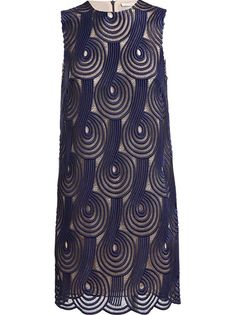 CHRISTOPHER KANE Clef Lace Dress