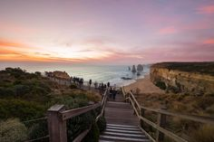 The 12 Apostles is definitely popular between photographers, probably the most know site on the Great Ocean Road