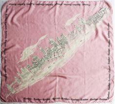 Vintage scarf collection | McConnell Design UK