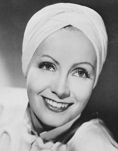 """Greta Garbo en """"El velo pintado"""" (The Painted Veil), 1934"""