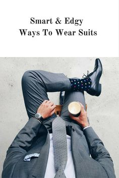 How to wear suit for men.. #mensfashion #style #suits