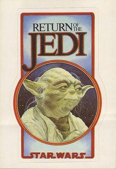 Return of the Jedi ~ Yoda