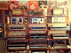 My Tandberg Vintage Radio Collection Part I