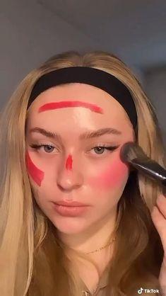 Bronze Eye Makeup, Edgy Makeup, Makeup Eye Looks, Crazy Makeup, Makeup For Brown Eyes, Pretty Makeup, Simple Makeup, Natural Makeup, Makeup Hacks Videos