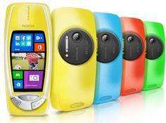 A nova versão do Nokia 3310. Fotografia: D.R.
