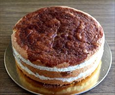 Torta Tiramisu Montersino con uova pastorizzate Dulcisss in forno by Leyla