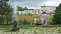 Powerscourt House and Gardens - County Wicklow