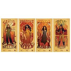 The ladies of Firefly $28.99