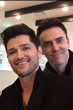 Danny and Glen - The Script