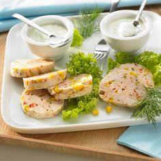 Recette Galantine de poulet par thermomix - recette de la catégorie Entrées