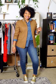 Everyday Casual Outfits, Summer Work Outfits, Casual Work Outfits, Business Casual Outfits, Professional Outfits, Work Casual, Stylish Outfits, Curvy Girl Outfits, Plus Size Outfits