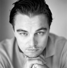 Leonardo DiCaprio. I will argue until I'm blue in the face that he is THE BEST actor in Hollywood. Why he doesn't hae an Oscar (or FIVE) is beyond my comprehension....