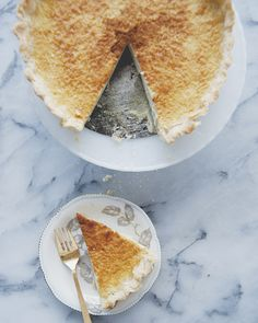 A chai custard tart is just what you need to sweeten up your Tuesday Fun Baking Recipes, Baking Ideas, Chai Recipe, Custard Tart, Unique Recipes, Graham Crackers, Fall Recipes, Baked Goods, Sweet Tooth