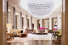 contemporary luxury hotel lounges - Google Search
